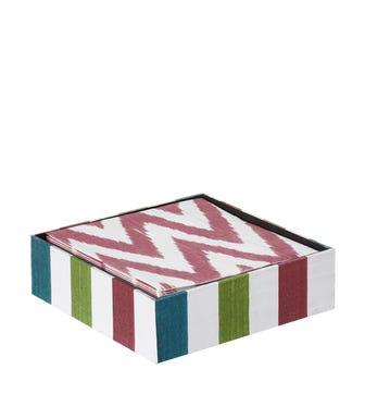 Orhan Napkin Box - Multi