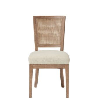 Ormoy Armless Dining Chair - Natural