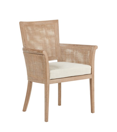 Ormoy Dining Chair - Natural