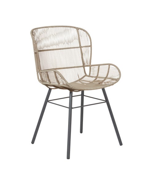 Orzola Dining Chair - Storm Grey