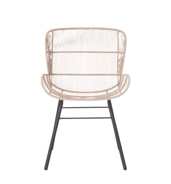 Orzola Lounge Chair - Natural