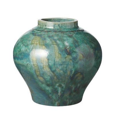 Pacaya Decorative Vase - Light Chinese Green