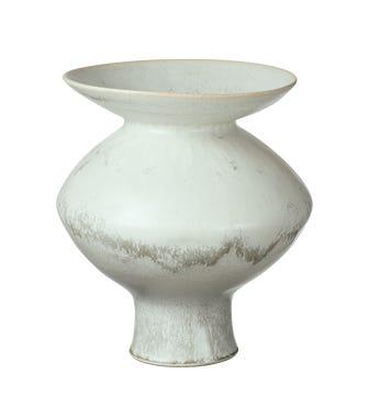 Papavera Vase Small - Volcanic White