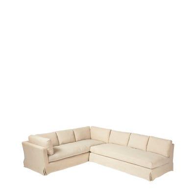 Pietro Corner Sofa - Natural