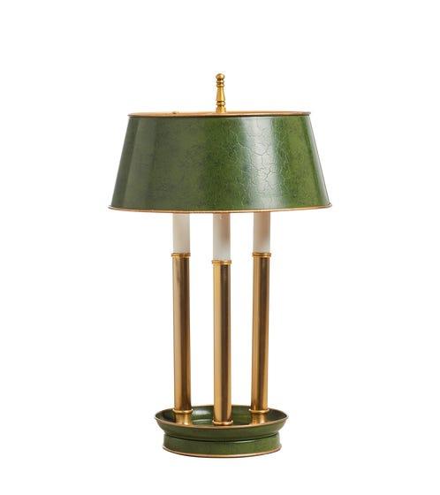 Piquet Table Lamp - Moss