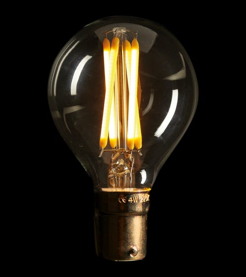 Pluto 4W B15 LED Lightbulb - Warm White