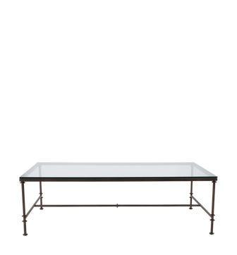 Pompidou Coffee Table Large - Black