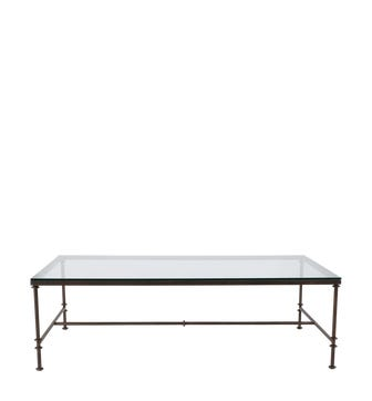 Pompidou Coffee Table Small - Black