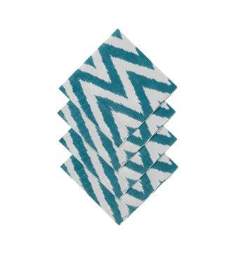 Pruga Paper Napkins Set of 20 - Dark Blue