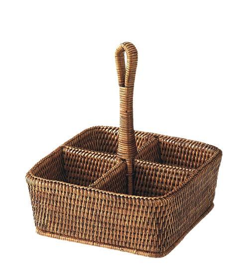 Rattan Jam Carry, Handwoven