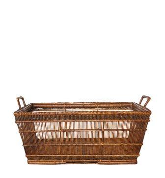Rattan Mandalay Storage Basket