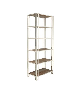 Remington Shelves - Recycled Elm/Metal