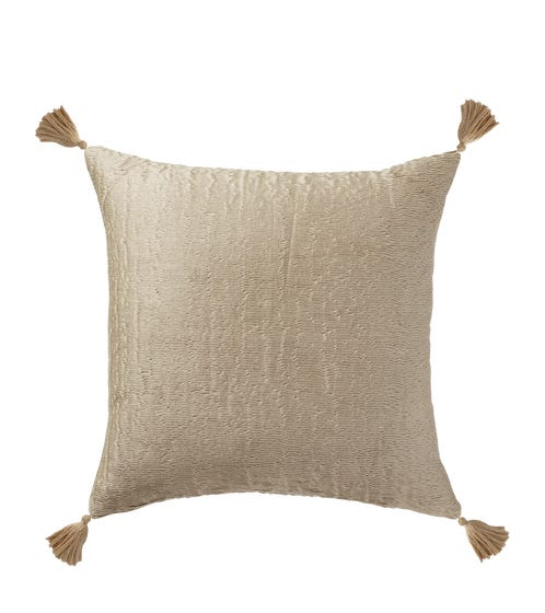 Rhossili Cushion Cover (51cmSq) - Natural