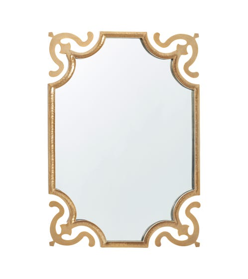 Sarzay Mirror - Gold