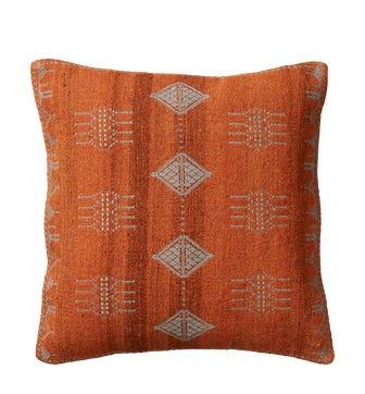 Seneca Cushion Cover - Orange