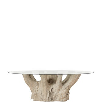 Silverstein Tree Trunk Table - Natural