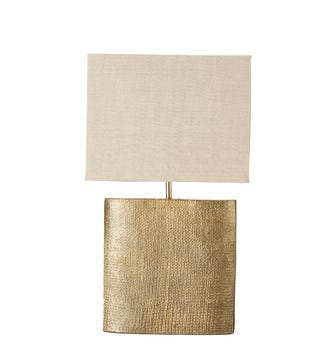 Carraway Lamp, Small - Gold