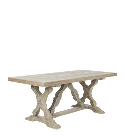 Small Conisbrough Dining Table - Gray