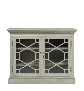 Small Drummond Sideboard - Flannel Grey