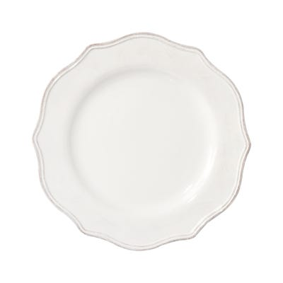 Sorano China Dinner Plate, Off-White - White