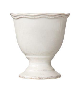 Sorano China Egg Cup, Off-White - White