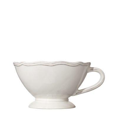 Sorano China Latte Cup, Off-White - White