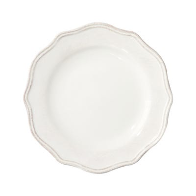 Sorano China Side Plate, Off-White - White