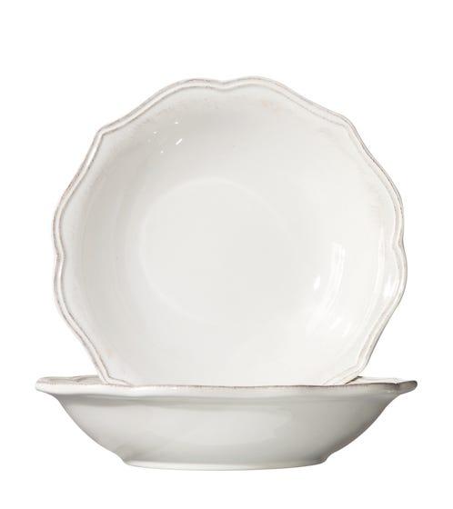 Sorano China Soup Bowl, Off-White - White