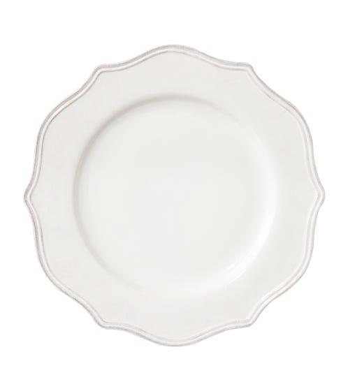 Sorano Large Dinner Plate, Off-White - White