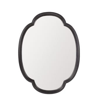 Sorrel Mirror - Black