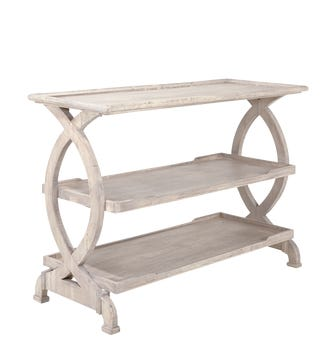 Soufriere Table - Natural