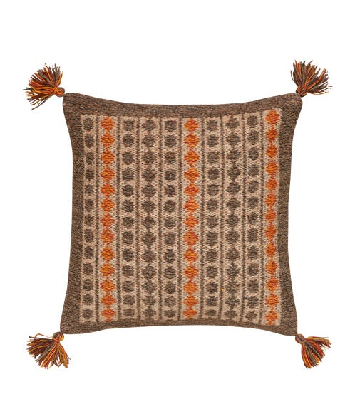 Spotty Wool Pillow Cover