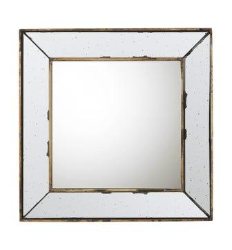 Square Versailles Mirror - Glass