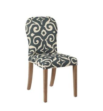 Stafford Kawa Dining Chair - Jet