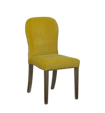 Stafford Velvet Chair - Alchemilla
