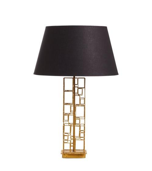 Subura Table Lamp - Gold