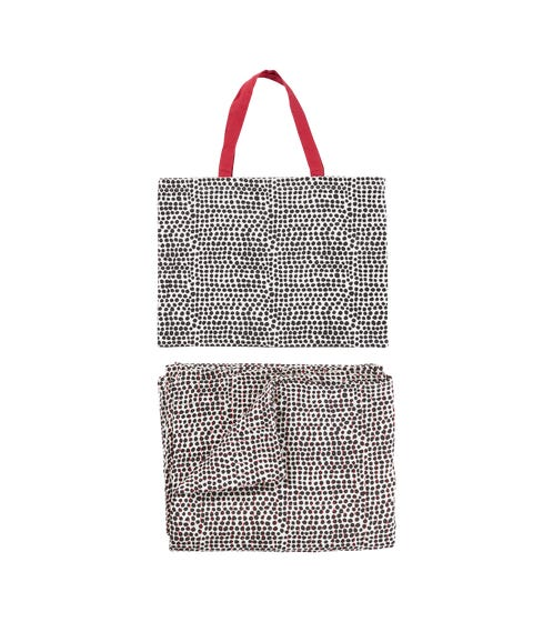 Tachete Tablecloth - Dalmation/Red