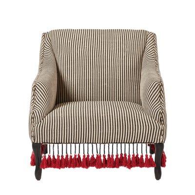 Tarma Armchair - Charcoal