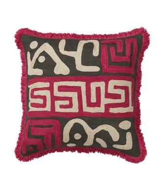 Tarrero Cushion Cover - Grenache