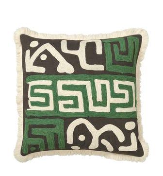 Tarrero Cushion Cover - Evergreen