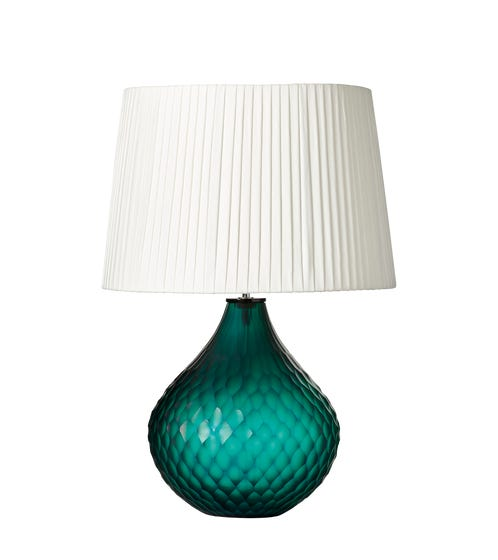 Tupelo Table Lamp - Tourmaline