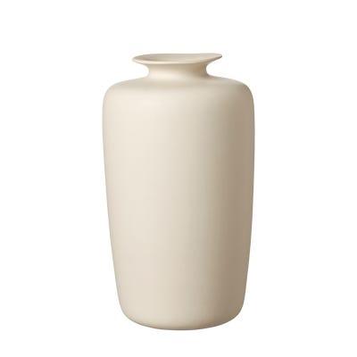 Ursa Vase Large - White Smoke