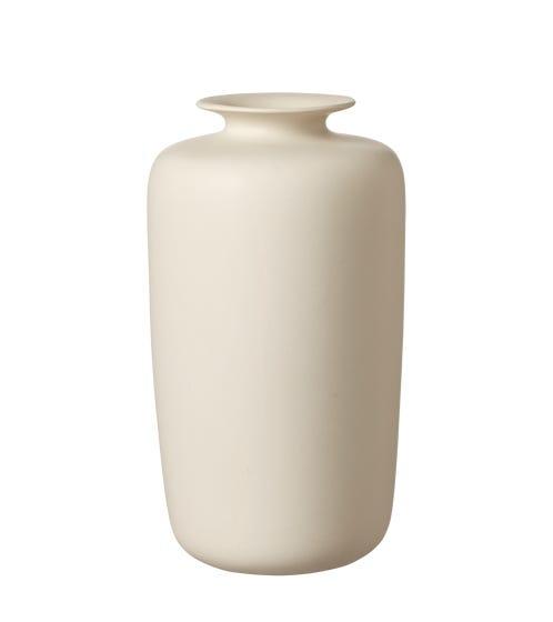 Ursa Vase Small - White Smoke