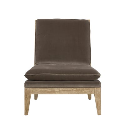 Vasa Lounge Chair - Truffle