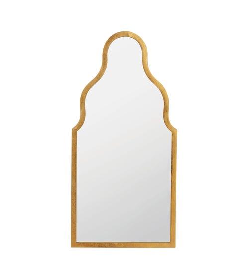 Vellore Mirror - Gold