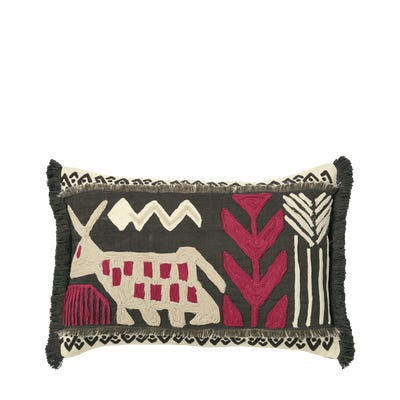 Viscacha Cushion Cover - Grenache