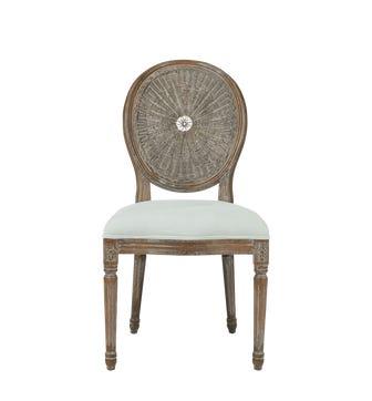 Washakie Chair - Stonewashed Eau de Nil
