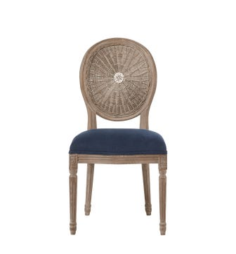 Washakie Dining Chair - Pure Navy
