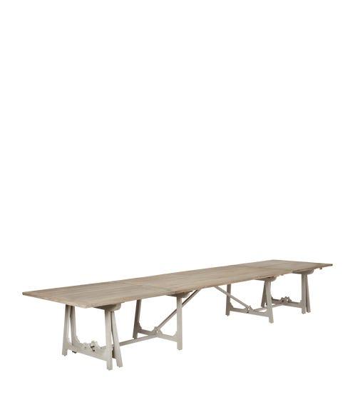 Winglefield Dining Table - Grey