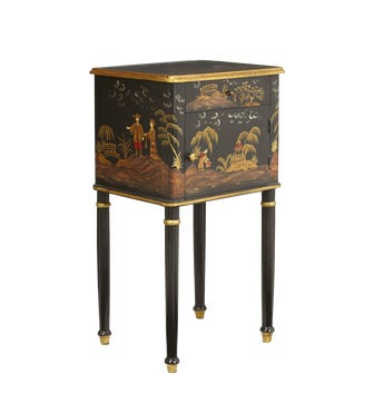 Xin Side Table - Black